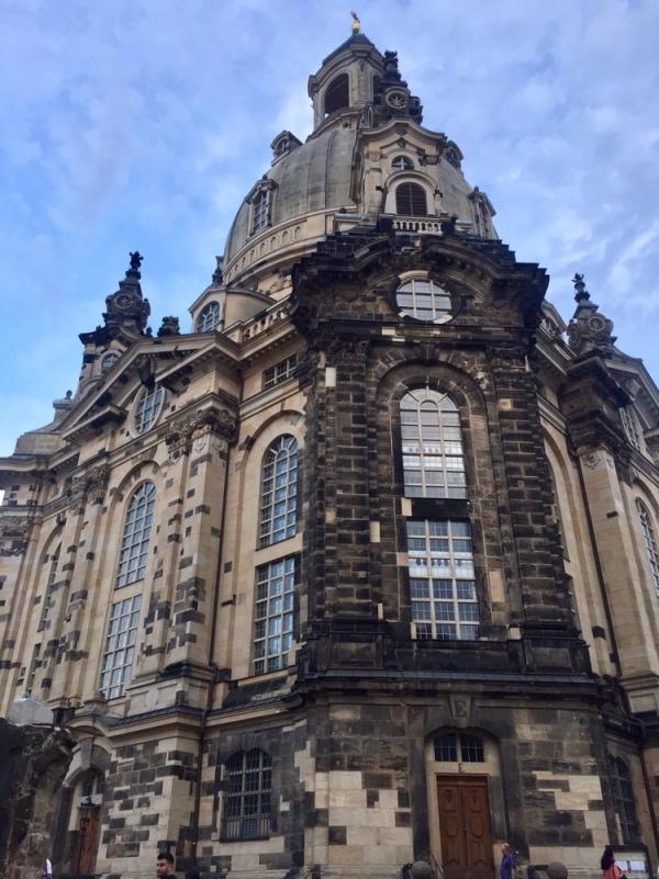 Auferstanden aus Ruinen - Frauenkirche Dresden © Sandra Grüning