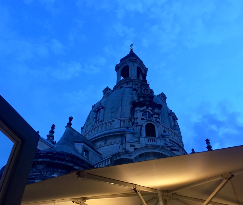 Himmlisches Dresden © Sandra Grüning