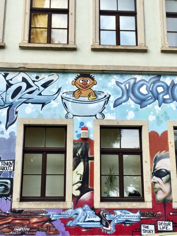 Street Art © Sandra Grüning