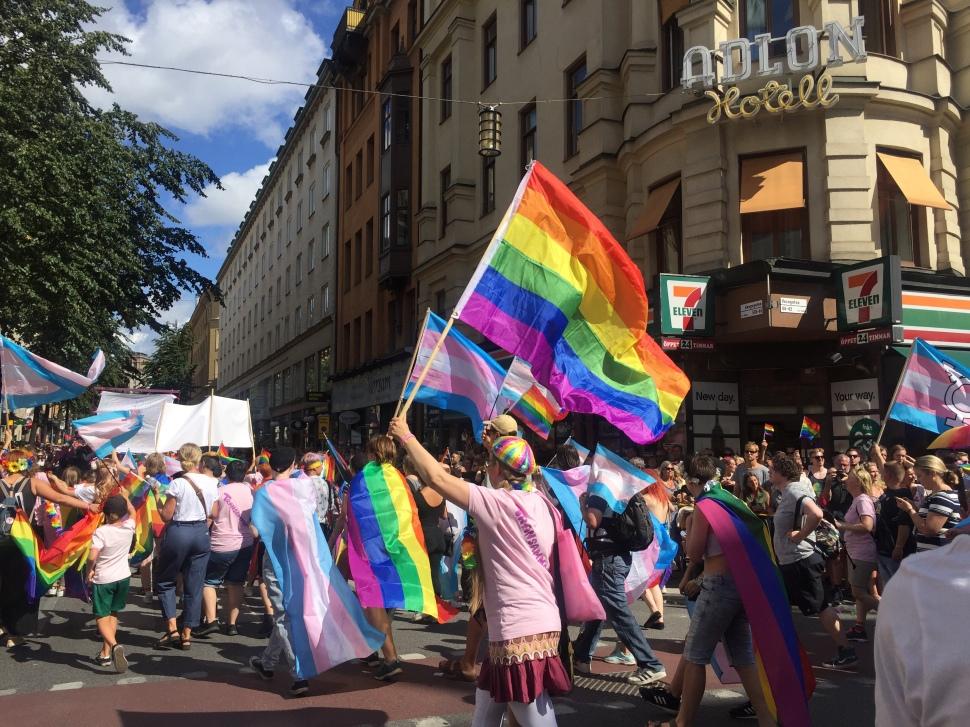 Happy Pride © Sandra Grüning