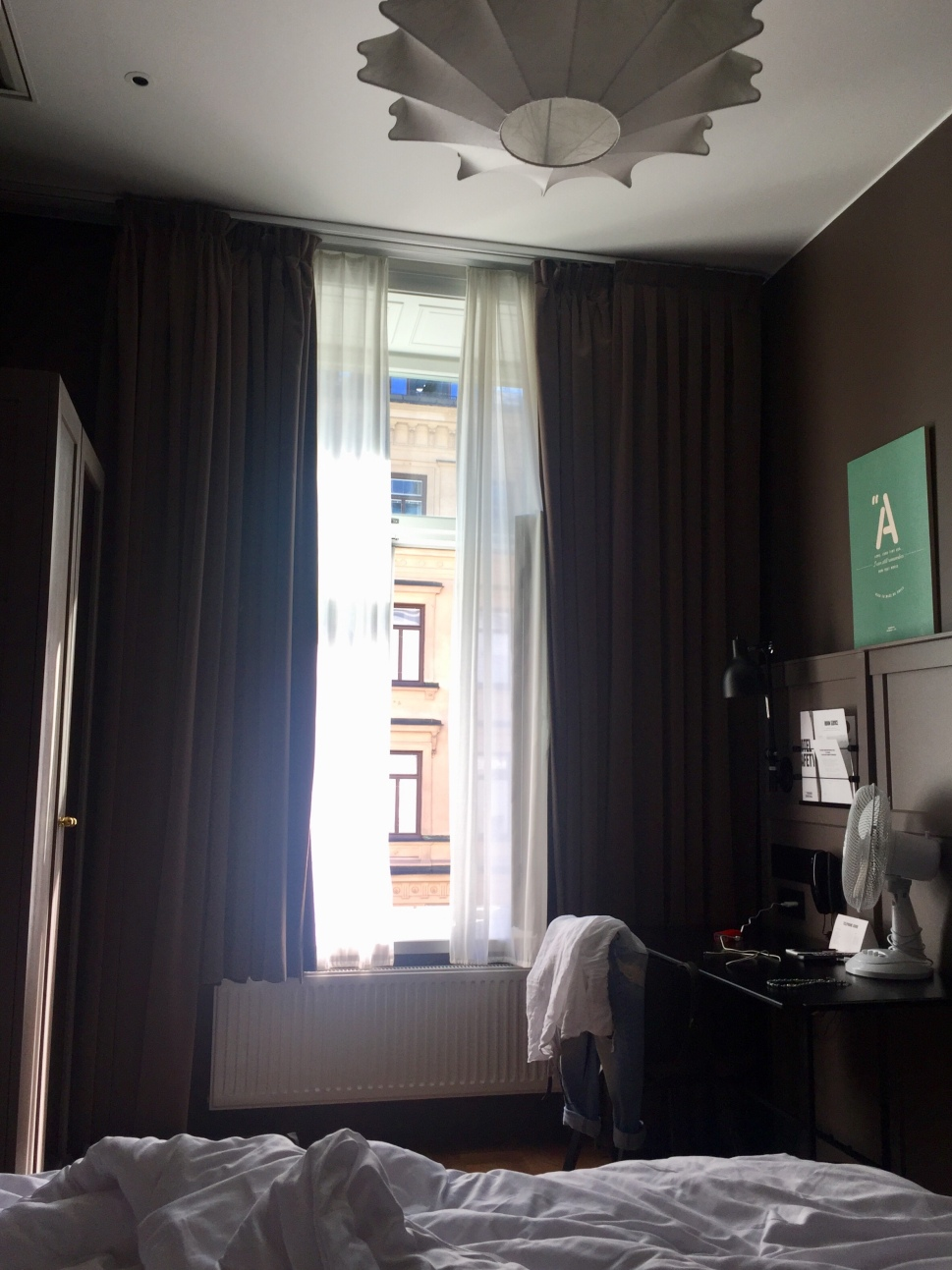 Morgens halb neun in Stockholm © Sandra Grüning