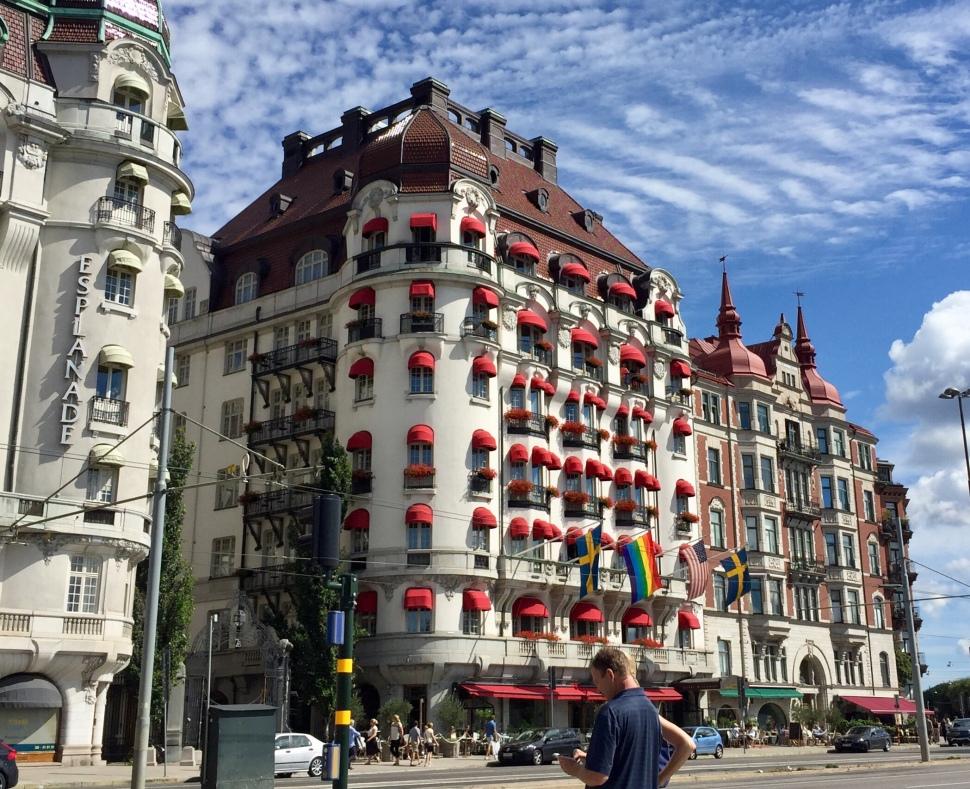 Stockholm, Du bist so schön! © Sandra Grüning