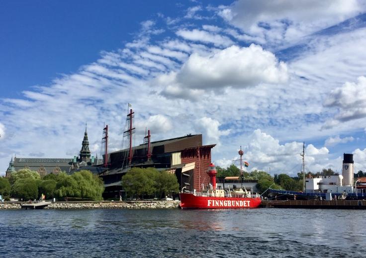 Die Vasa von außen © Sandra Grüning