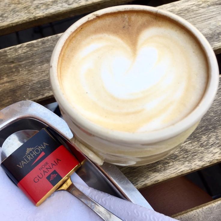 Der beste Cappuccino der Stadt © Sandra Grüning