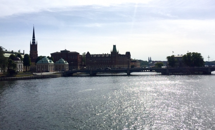 Bis bald, Stockholm © Sandra Grüning