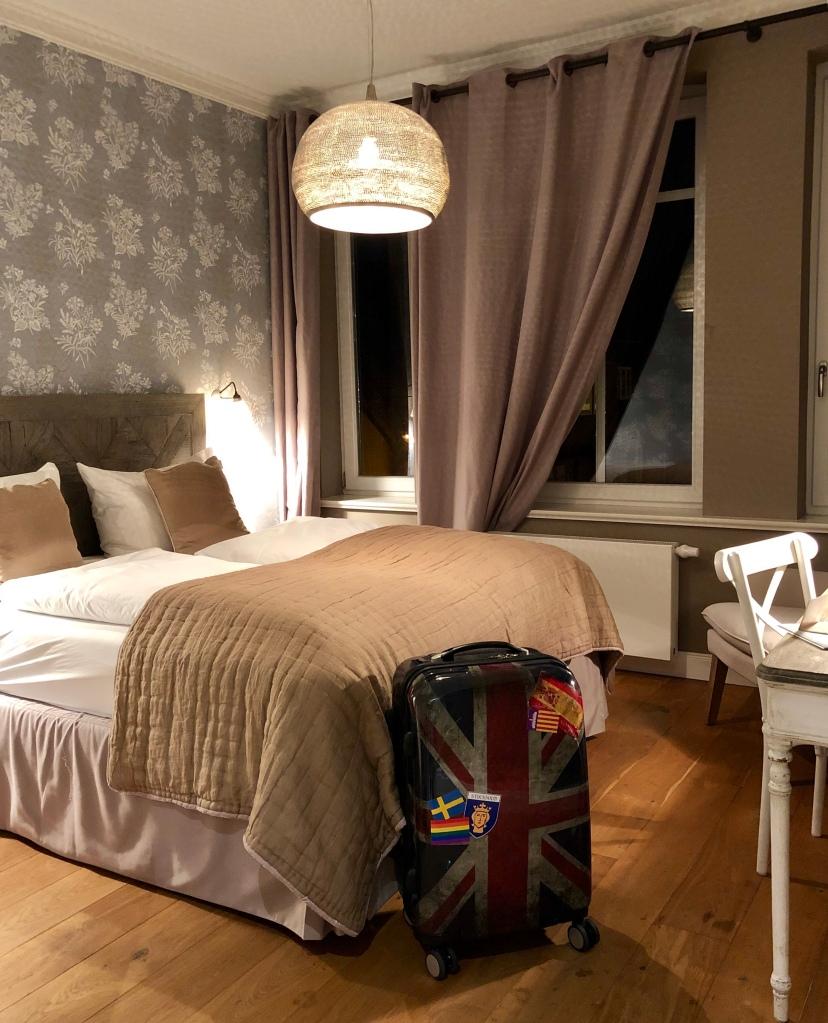 Zuhause für eine halbe Nacht © Sandra Grüning