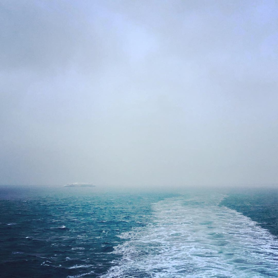 Auf ins Nordmeer © Sandra Grüning