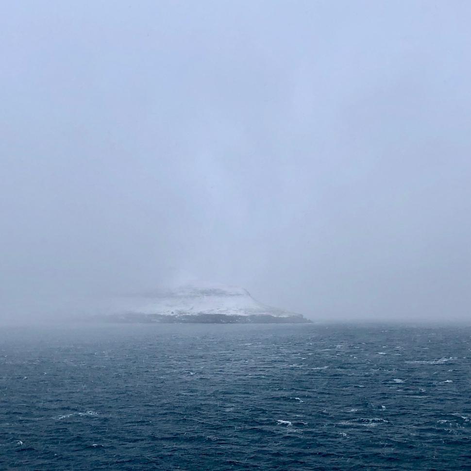 Die Føroyar-Passage © Sandra Grüning