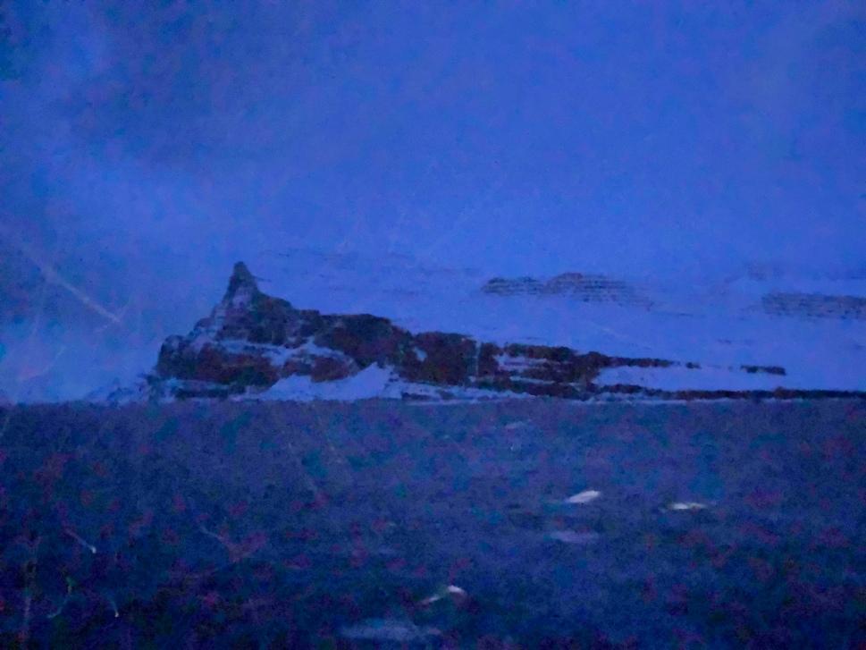 Der Fjord von Seyðisfjörður © Sandra Grüning
