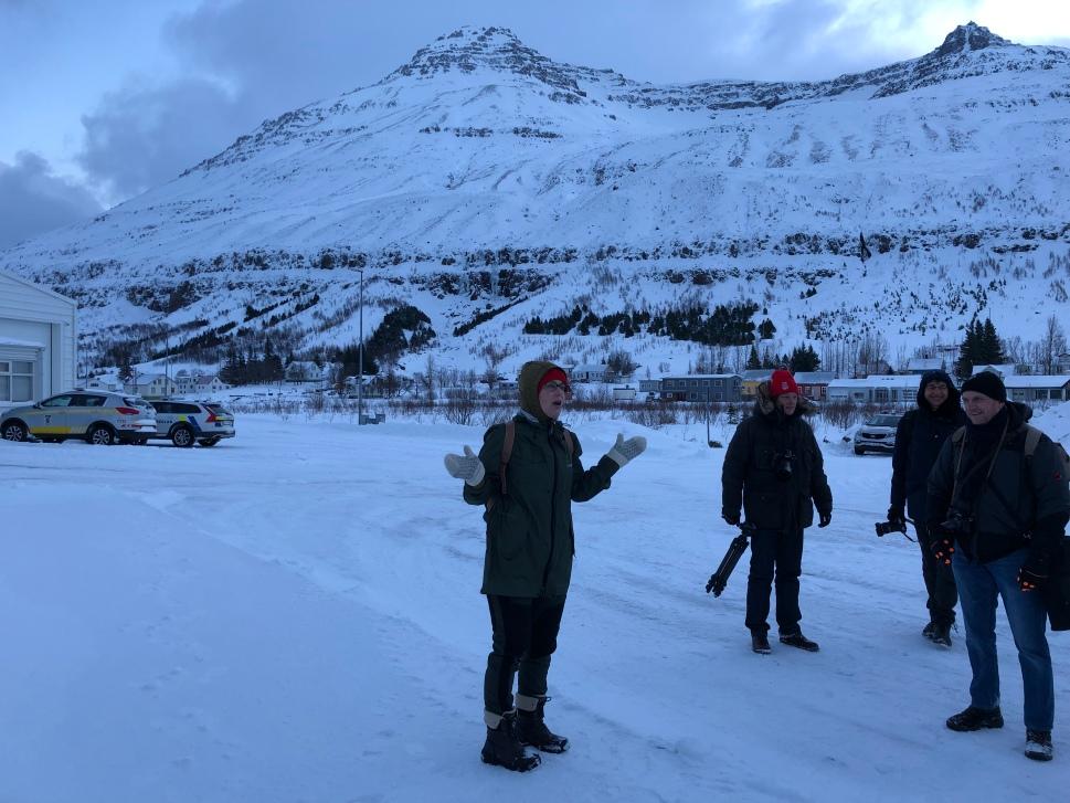 Unsere ganz persönliche Isländerin Ola Maria © Sandra Grüning