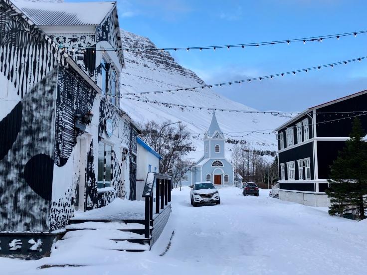 Seyðisfjörður - ein absolut malerischer Ort © Sandra Grüning