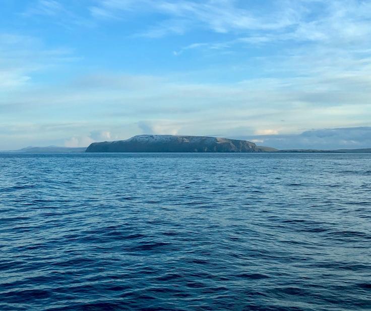 Die Shetlands am Morgen © Sandra Grüning
