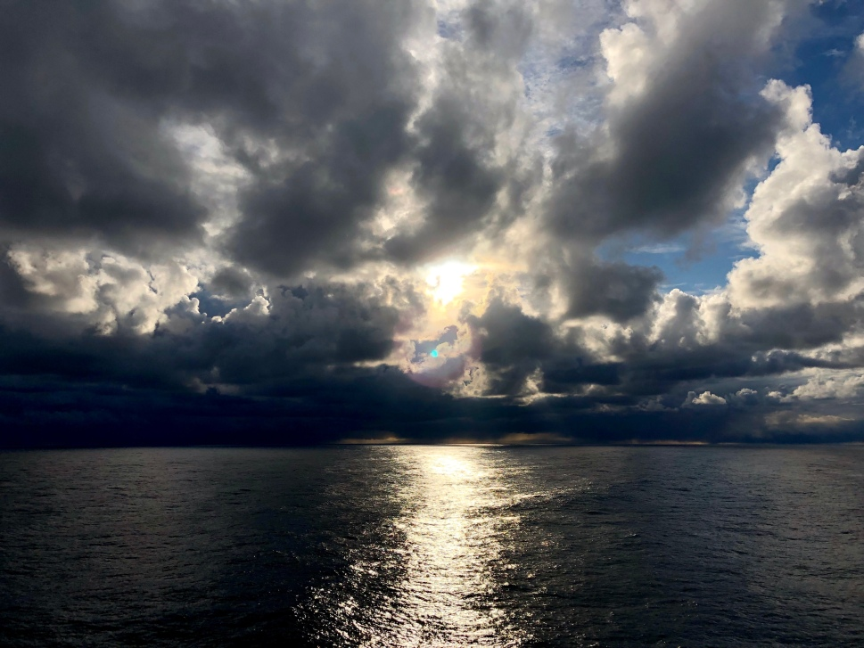 Wolkenspiel © Sandra Grüning