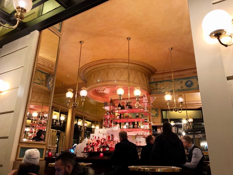 Altes Pariser Café-Haus © Sandra Grüning